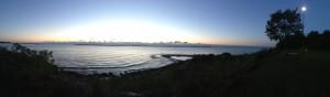 17th Street Beach at Sunrise