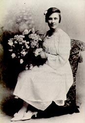 Alice Hansche Sorenson, ca. 1920