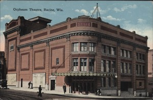 Orpheum Theatre, northwest corner of Main and State Streets