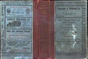 Racine City Directory 1939