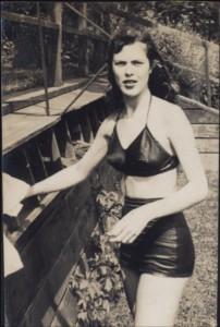 From photo album of Donald E. Juras, 1949, graduating class of 1948, Washington Park High.