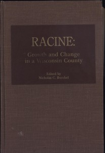 Racine: Growth and Change in a Wisconsin County