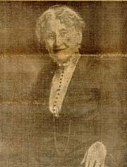 Mrs. Amy Davis Winship, grandmother of Miss Davis, author, indefatigable social worker and champion of women's rights, acquired the home in 1870.
