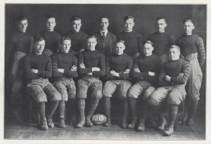 Racine High School football team, Class of 1919