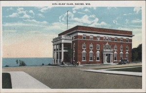 The Elks' Club, 601 Lake Ave.