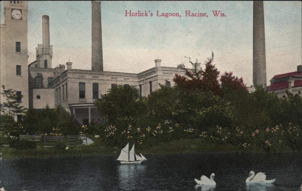 Horlick Lagoon, 1913