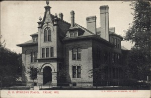 Winslow School, 1910