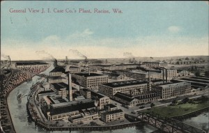 J. I. Case Co.'s Plant, Racine, Wis., 1918
