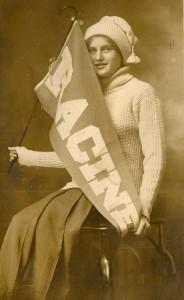 Girl from Racine - circa 1912