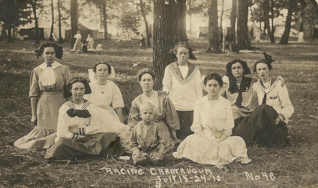 Racine Chautauqua 1910