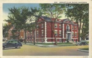 Woman's Club of Racine, Wisconsin