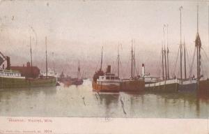 Racine Harbor, 1907