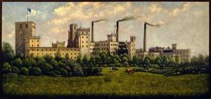 Horlick factory