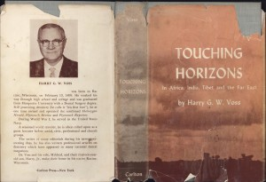 Harry G. W. Voss's travel book, Touching Horizons