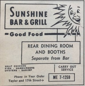 Sundshine Bar & Grill