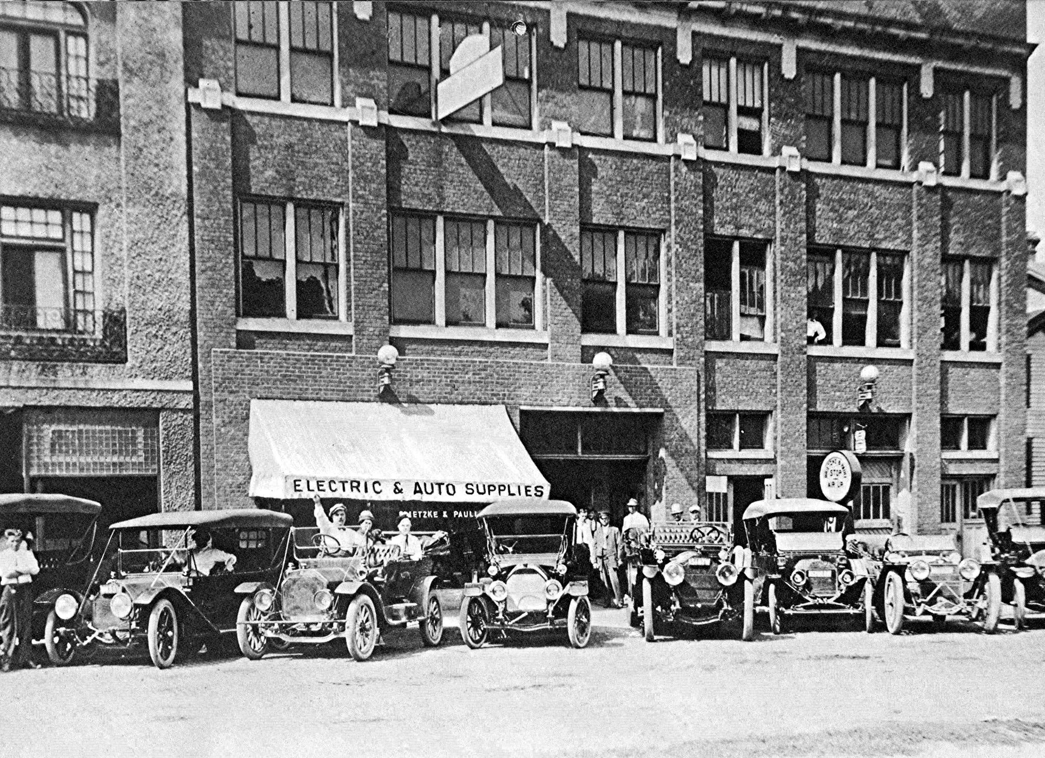 Brietzke Pauli Company   Racine History