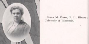Susan Porter from 1915 Kipikawi