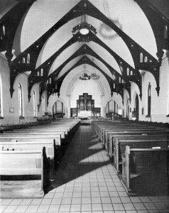 Interior, 1940s