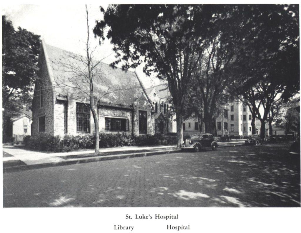St. Luke's Hospital Library and Hospital